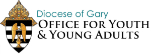 Office for Youth and Young Adults-Diocese of Gary Logo